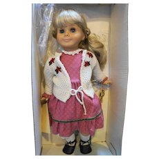 Gustel Wied Doll West Germany Franzi Limited Edition NIB 1984 Limited Edition 122/5000