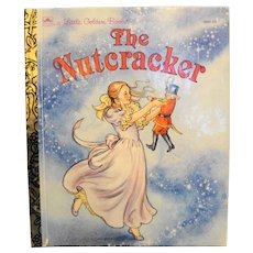The Nutcracker Little Golden Book 1991