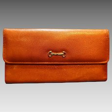 Prince Gardner Wallet Leather Billfold