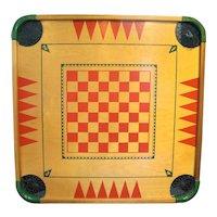 Merdel Carom Board #100 Game Board Only 1960s