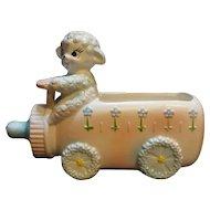 Inarco Baby Lamb Bottle Nursery Planter