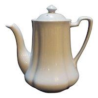 Johnson Bros England Greydawn Light Blue Mini Coffee Pot 2 Cups