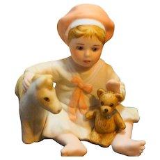 Jan Hagara Brianna S20617 Porcelain Figurine NIB Ltd Ed 3691/7500