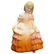 Royal Doulton Rose Figurine HN 1368 Retired 4 1/2 IN 1933-1979