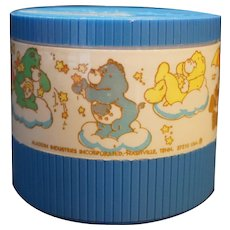 Care Bears Aladdin Thermos Food Container 1984