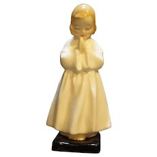 Royal Doulton Bedtime Figurine HN 1978 Praying Child