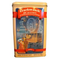 Cracker Jack 100th Anniversary 1993 Tin Canister