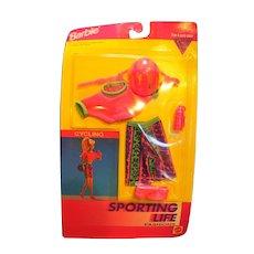 Barbie Sporting Life Fashions Cycling NIB 1992