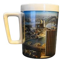 Sydney Australia Souvenir Insulated Plastic Mug Steditemp