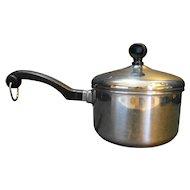Farberware Aluminum Clad Stainless Steel Sauce Pot 1 Qt