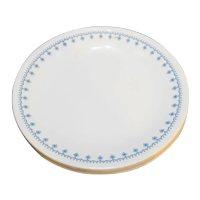 Corelle Snowflake Garland Salad Plates Set of 4