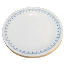 Corelle Snowflake Garland Salad Plates Set of 4