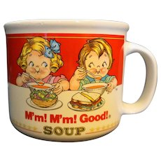 Campbell's Kids M'm! M'm! Good! Soup Mug