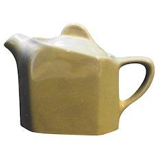 Hall Grey Individual Slant Top Art Deco Teapot Restaurant Ware