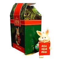 Hallmark Keepsake Ornament Billboard Bunny New In Box