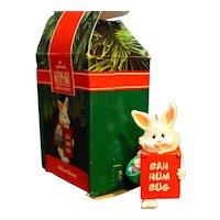 Hallmark Keepsake Ornament Billboard Bunny New In Box