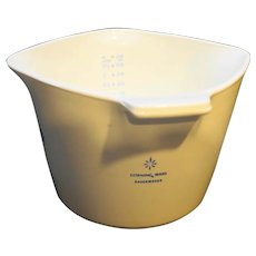 Corning Cornflower Sauce Maker Sauce Pot 4 Cup No Handle