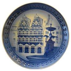 Royal Copenhagen 1980 Jubilee Amagertory Kobenhavh