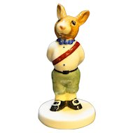Royal Doulton Bunnykins Royal Family Prince Frederick DB48 Bunny Figurine
