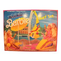 Barbie Wet 'n Wild Surf Set 1989