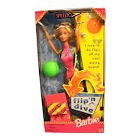 Barbie Flip 'n Dive Speedo 1997