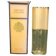Estee Lauder White Linen Parfum Spray 3 Oz