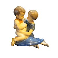 Bing & Grondahl Children Playing 1568 Figurine