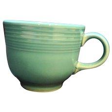 Fiesta Turquoise Flat Cup 2 3/4 IN Fiestaware Homer Laughlin