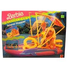 Barbie Hawaiian Fun Island Hopper New Old Stock Never Opened 1990