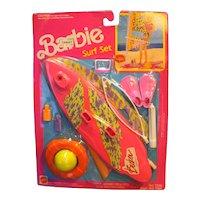 Barbie Surf Set 7299 7562 New Old Stock
