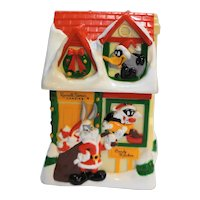 Russell Stover Candy Kitchen Looney Tunes Plastic Bank