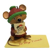 Handled With Care Hallmark Keepsake Ornament 1999