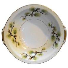 Mikasa Narumi Shasta Pine Open Round Vegetable Bowl