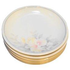 Noritake Morning Melody Salad Plates Set of 6