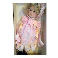 "Effanbee Laurel 7484 14"" New in Box 1980s Jan Hagara"