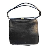 Lennox Navy Blue Handbag Purse