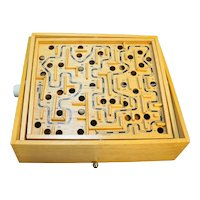 Wood Labyrinth Game Cardinal Industries New in Box