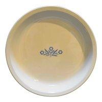 Corning Cornflower Pie Plate Pan 10 IN P-309