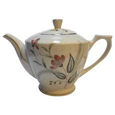 Lefton Wildflowers Teapot 202 Japan