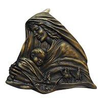Hallmark Keepsake Ornament Journey to Bethlehem Mary Baby Jesus
