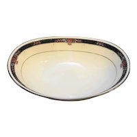 Noritake Etienne 7260 Oval Vegetable Bowl