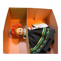 Madame Alexander Finland 561 Miniature Showcase New in Box 8 IN