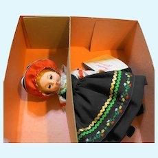 Madame Alexander Finland 561 Miniature Showcase New in Box 8 IN