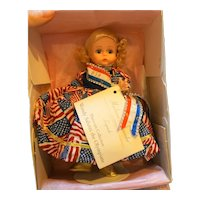 Madame Alexander Wendy Salutes the Olympians 86005 New in Box
