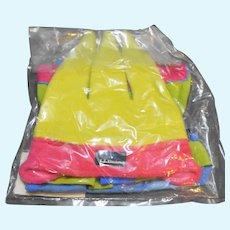 Douglas Keene LL Bean Ellie Bear Snowboard Outfit Hat Jacket 1999