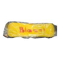 LL Bean LL Bear Yellow Snowboard Blast! New