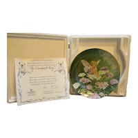 Heinrich Porzellan Flower Fairies Candytuft Fairy Plate New Villeroy Boch