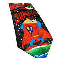 Supertaz Looney Tunes Tie 1993