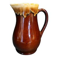 Robinson Ransbottom RRPCO Brown Drip 32 Oz Pitcher