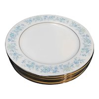 Noritake Milford Salad Plates Set of 5